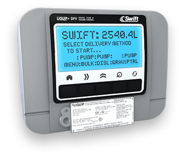 DFV Swift Control Unit